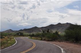 Corona de Tucson and Santa Rita foothills