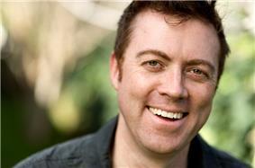 A photograph of Cory Edwards