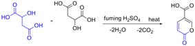 Coumalic Acid Synthesis