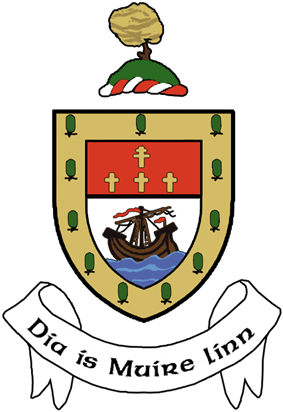 County Mayo coat of arms