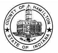 Seal of Hamilton County, Indiana