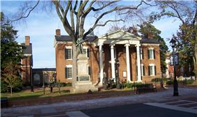Albemarle County Courthouse Historic District