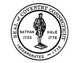Official seal of Coventry, Connecticut