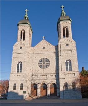 Holy Cross Church and School Complex-Latonia