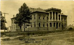 Covington County Courthouse