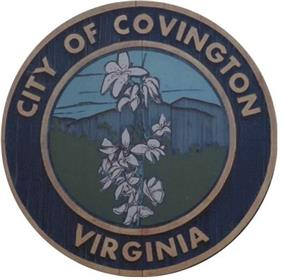 Official seal of Covington, Virginia
