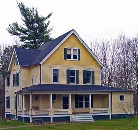John A. Crabtree House