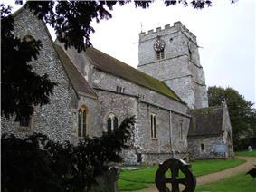 Cranborne Priory