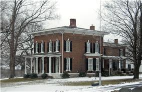 Mrs. I. L. Crego House