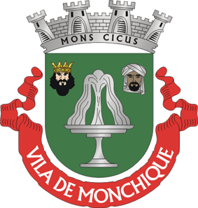 Coat of arms of Monchique