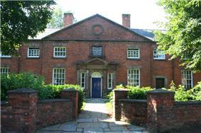 Crewe's Almshouses, Beam Street