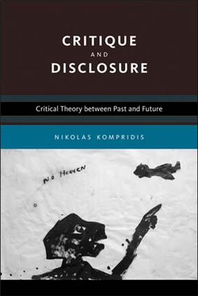 Critique and Disclosure book cover