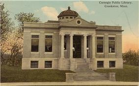 Crookston Carnegie Public Library
