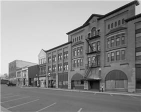 Crookston Commercial Historic District