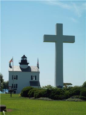St. Clement's Island Historic District