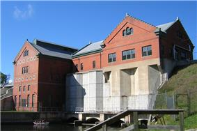 Croton Hydroelectric Plant