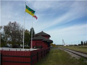 Cudworth Heritage MuseumFormer CN station