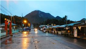 Cuenca and Mt. Maculot