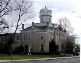 Cumberland County Courthouses