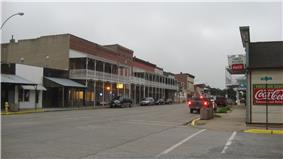 Greenup Commercial Historic District