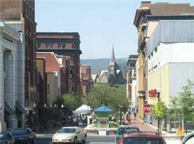 Downtown Cumberland Historic District