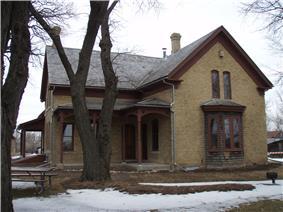 John R. Cummins Farmhouse