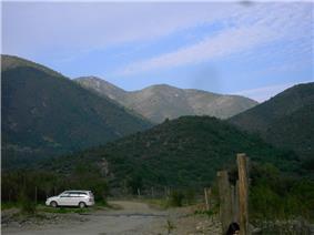Puangue at Alhue