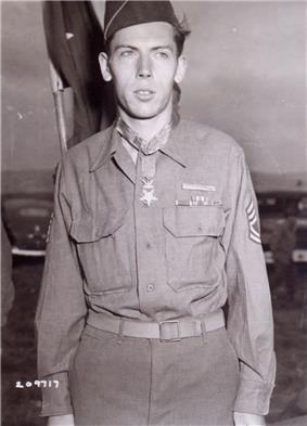 Currey in 1945