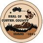 Seal of Custer County, Idaho