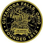 Official seal of City of Cuyahoga Falls