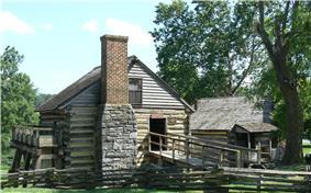 Cyrus McCormick Farm and Workshop