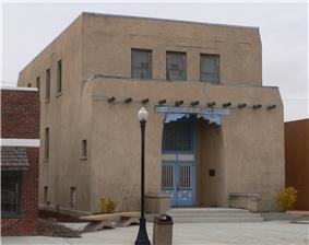 Clayton Public Library