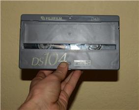 D-9 Videotape