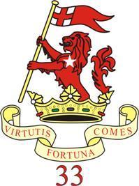 33rd Regiment Insignia