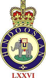 76th Regiment Insignia
