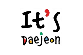 Official logo of Daejeon