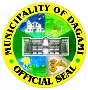 Official seal of Dagami