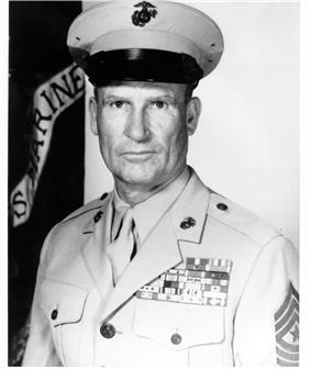 black & white photograph of Joseph W. Dailey