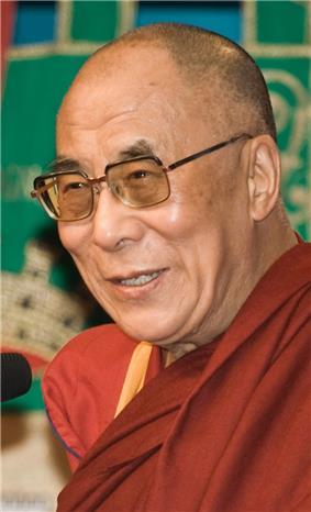 Tenzin Gyatso, 14th Dalai Lama