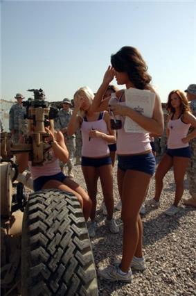 Dallas Cowboys Cheerleaders in Iraq 1.jpg