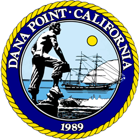 Official seal of City of Dana Point