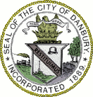 Official seal of Danbury, Connecticut