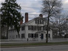 Dr. Daniel Adams House