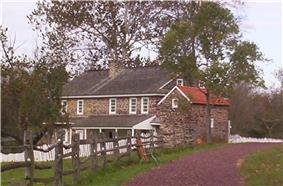 Daniel Boone Homestead Site and Bertolet Cabin
