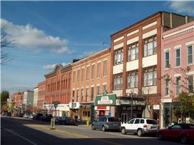 Dansville Downtown Historic District