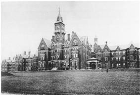 State Lunatic Hospital at Danvers