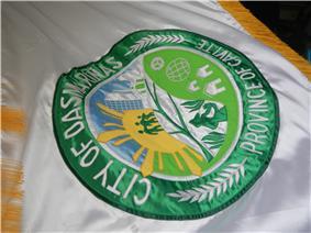Flag of Dasmariñas