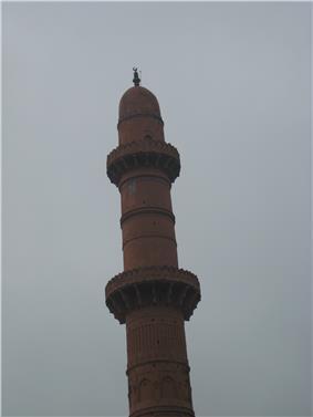 Daulatabad Chand Minar topview.JPG