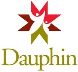 Official logo of Dauphin