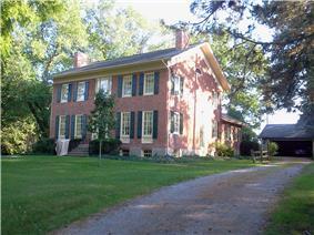 David McVean House